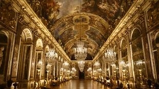 The Hall of Mirrors, Chateau de Versailles.