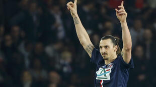 Zlatan Ibrahimovic has been a prolific striker since joining PSG from AC Milan
