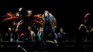 « Les Indes galantes ». Little Shao à l'Opera national de Paris.