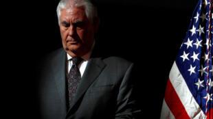 Рекс Тиллерсон уволен с поста госсекретаря США