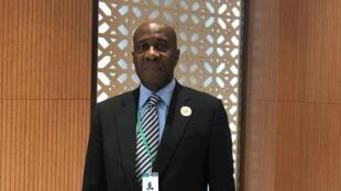 Arcanjo do Nascimento, embaixador de Angola junto da União Africana