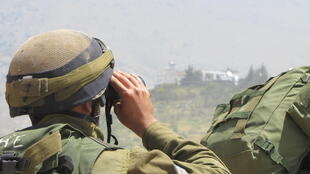 Israeli Defence Forces at Gush Etzion