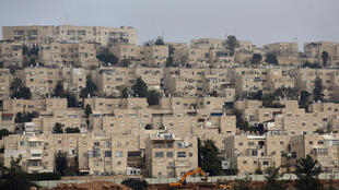 Ramat Shlomo, a Jewish settlement in the mainly Palestinian eastern sector of Jerusalem