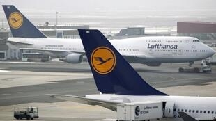 Os trajetos de longa distância da Lufthansa também devem ser atingidos pela greve.