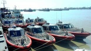 Ảnh minh họa. Một loại tàu tuần tra của lực lượng Tuần Duyên Hoa Kỳ do công ty Metal Shark chế tạo.