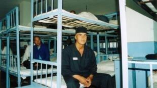 Мухаммад Бекжан в тюрьме