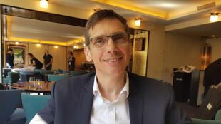 Emmanuel Vasseneix, vice-président de Syndilait.