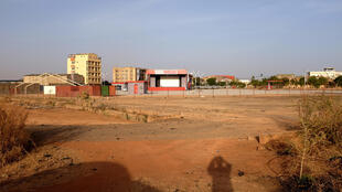 La nouvelle salle de cinéma Canal Olympia Ouagadougou, inaugurée à la veille de l'ouverture du Fespaco, le 24 février 2017.