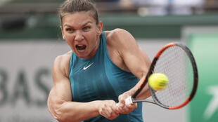 Simona Halep had lost the first set when she pulled out of her first round match at the China Open.
