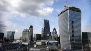Image d'archive: Londres - la capitale de l'Angleterre et du Royaume-Uni. 存檔圖片:英國首都倫敦