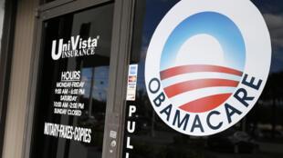 Esvaziar o programa de saúde de Barack Obama foi objeto do primeiro decreto de Donald Trump.