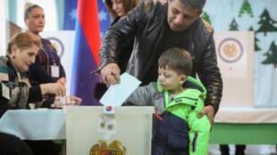 Ереван: выборы 9 декабря 2018 г.