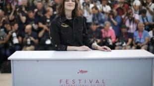 法國參賽片《石頭之痛》女主角瑪莉詠柯蒂亞(Marion Cotillard)