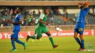 Gor Mahia FC yawakatisha tamaa Petro Atletico ya Angola kuendelea katika robo fainali, kuwania taji la Shirikisho barani Afrika.