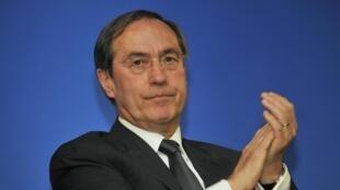 Claude Guéant, ministro francês do Interior, é um dos principais atores do endurecimento das leis sobre imigração no país.