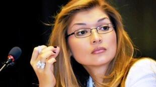 Гюльнара Каримова, старшая дочь президента республики Узбекистан