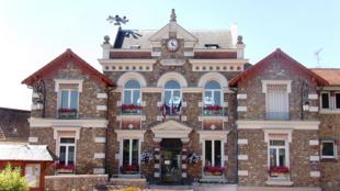 Мэрия коммуны Шамплан