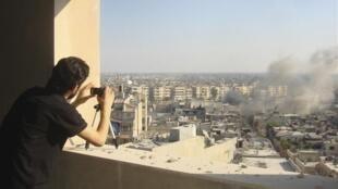 Homs, 24 July 2012