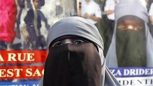 Over one year since France introduced a burka ban