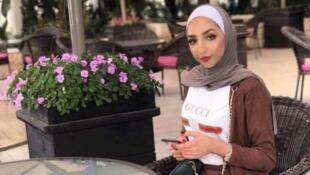 """Israa Ghrayeb, 21 anos, morreu no mês passado vítima do que parece ser um """"crime de honra"""" cometido por seu próprio irmão, Ihab, por ordem do pai."""