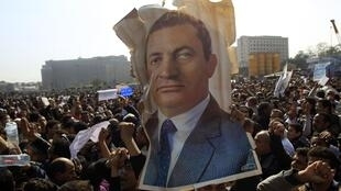 Finger of blames for attacks points at pro-Mubarak supporters