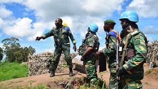District de l'Ituri, en R.D. Congo. Les opérations  terrestres menées par les FARDC, soutenues par la MONUSCO, contre les combattants FRPI, ont démontré que les efforts conjugués sont plus efficaces.