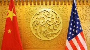 中美貿易談判。