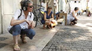 """""""Remote Avignon"""" by Rimini Protokoll/Stefan Kaegi"""