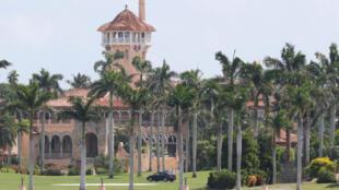 """Khu nghỉ dưỡng Mar-a-Lago tại Palm Beach, Florida của tổng thống Donald Trump, mệnh danh là """"Nhà trắng ở miền nam"""". Ảnh chụp ngày 08/09/2017."""
