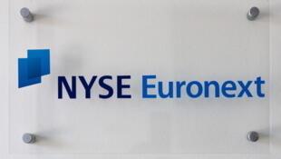 Loge de l'Euronext.