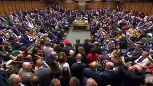 Journée agitée au Parlement de Londres ce mardi 3 septembre.