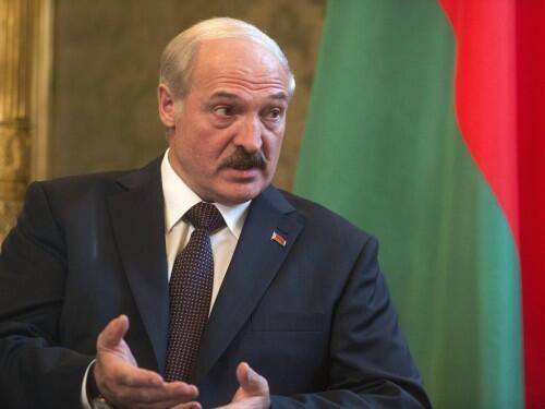 Александр Лукашенко (архив)