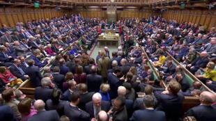 Nghị Viện Anh Quốc lại bác bỏ lần thứ hai bản thỏa thuận Brexit do thủ tướng Theresa May đệ trình ngày 12/03/2019