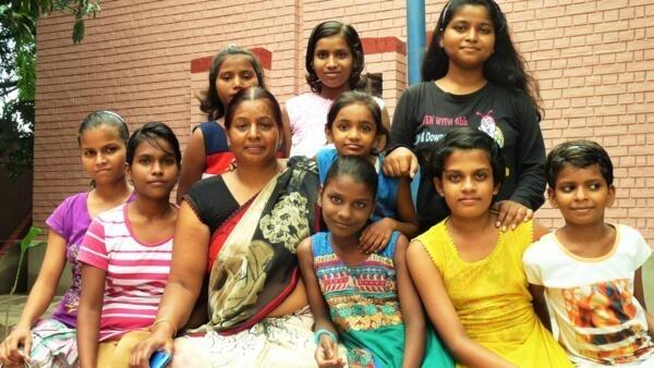 Suman Singh's family