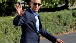 Barack Obama, (Novembre 2016).
