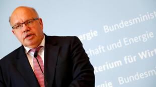 德国经济部长阿尔特迈尔(Peter Altmaier)