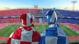 بازی فوتبال میان استقلال و پرسپولیس با نتیجه مساوی به پایان رسید