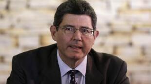 O ministro da Fazenda, Joaquim Levy.