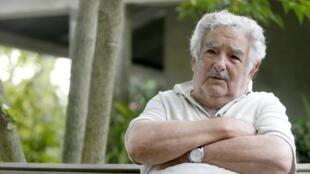 O presidente José Mujica vive os últimos dias de seu mandato como presidente do Uruguai.