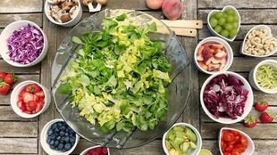 Il est préconisé de manger 5 fruits et légumes par jour.