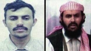 Picha Qassem al-Rimi, mkuu wa kundi la Al-Qaeda katika rasi ya Arabia (Aqpa). Picha hii imetolewa na Wizara ya Mambo ya Ndani ya Yemeni.