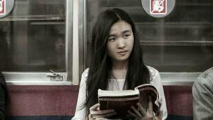 Xiaobin Zhang, en su propio papel en 'El futuro perfecto'.
