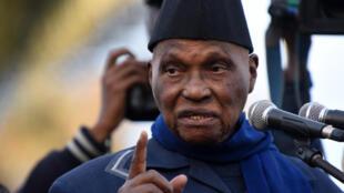 Tsohon Shugaban Senegal Abdoulaye Wade