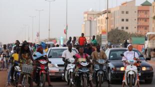 Fin octobre 2014, une insurrection avait chassé l'ex-président Blaise Compaoré du pouvoir (Photo d'illustration).
