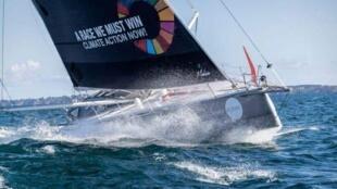 Boris Herrmann and Pierre Casiraghi to sail Greta Thunberg across the Atlantic in the Malizia II