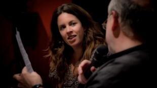 Claudia Llosa entrevistada por Julio Feo.