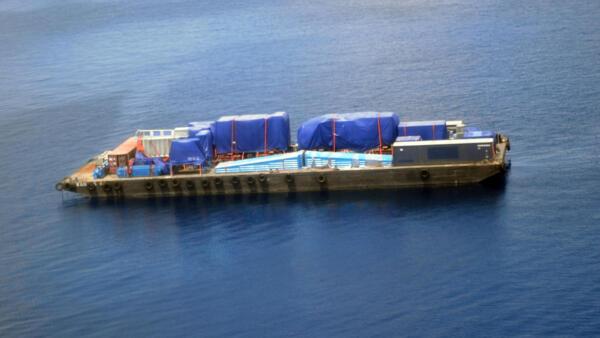 В территориальных водах Нигерии похищены семь российских и один украинский моряк.