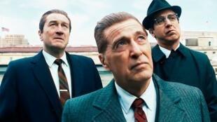 Кадр из фильма Мартина Скорсезе «Ирландец»