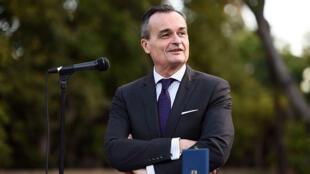 Gérard Araud, en 2016, alors qu'il était ambassadeur de France aux États-Unis.