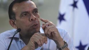 El presidente hondureño Porfirio Lobo.